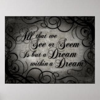 Traum innerhalb eines Traums Poster