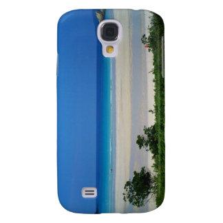 Träumen Sie es, leben Sie es Strand 4 Galaxy S4 Hülle