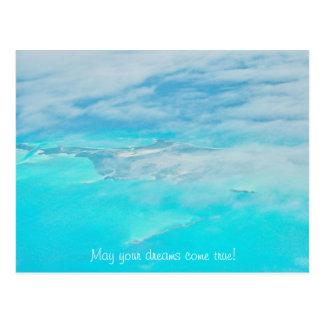 Traumland-Postkarte Postkarte