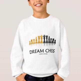 Traumschach (reflektierendes Schach-Set) Sweatshirt