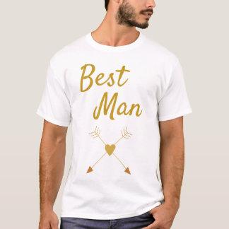 Trauzeuge atemberaubend T-Shirt