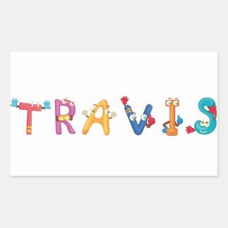 Travis Aufkleber