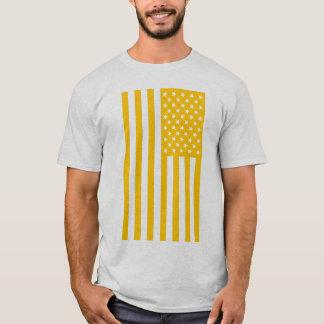 Trendy amerikanische Flagge USA-Shirt T-Shirt