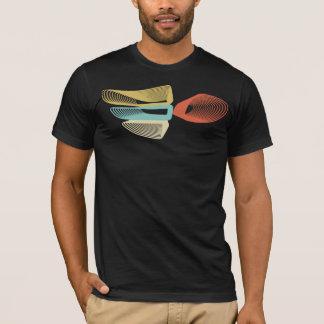 Trendy PAGA 3D T - Shirt