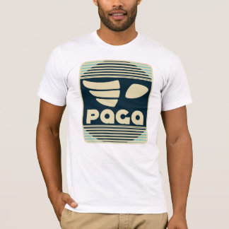 Trendy PAGA Vorlage T - Shirt