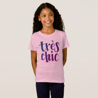 trendy T - Shirt