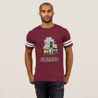 Trendy T-Shirt für Skater/Thessaloniki/Greece