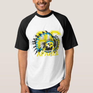 Trendy Vintages Sportkleidungs-Shirt T-shirt