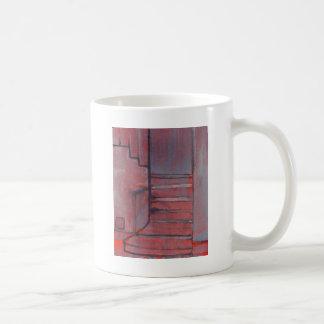 Treppe Kaffeetasse