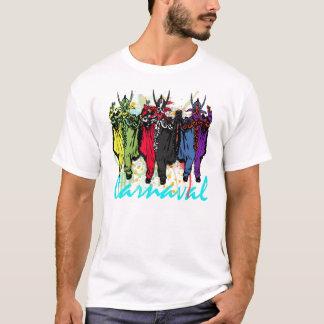 Tres Vejigantes Mehrfarben T-Shirt