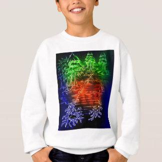 Treten Sie in Farbe Sweatshirt