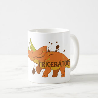 Triceratops Tasse