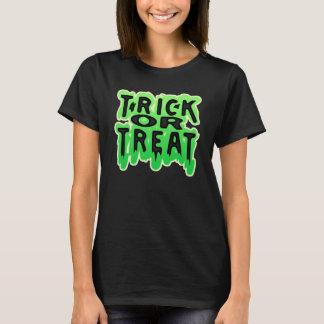 Trick- oder Leckereihalloween-Shirt T-Shirt