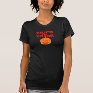 Trick oder Trick T-Shirt
