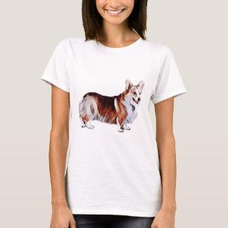 Tricolor Waliser Corgi.PNG T-Shirt