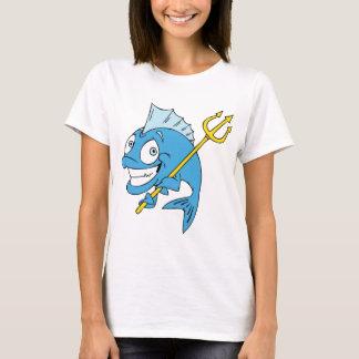 Trident die Fische T-Shirt