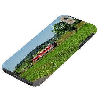 Triebwagen bei Münchhausen Tough iPhone 6 Plus Hülle