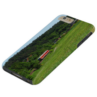 Triebwagen bei Wiesenfeld Tough iPhone 6 Plus Hülle