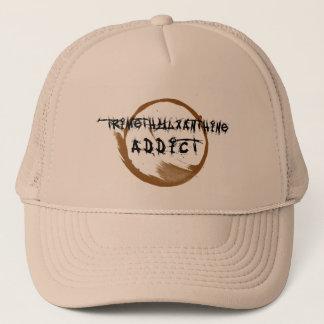 TriMeth Süchtig-Hut Truckerkappe