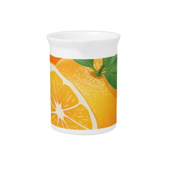 Trinken Sie Ihren OJ-Motivations-Krug Krug
