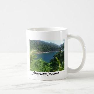 triparoundtown 101, American Samoa Kaffeetasse