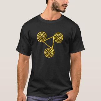 Triskele gold T-Shirt