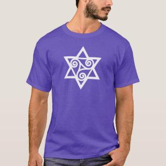 Triskelle Purple Tshirt