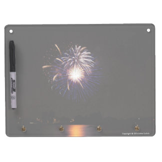 Trockenes Löschen-Brett der Feuerwerks-12 Trockenlöschtafel Mit Schlüsselanhängern
