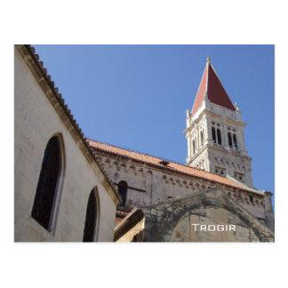 Trogir - Kroatien Postkarte