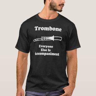 Trombone-Geschenk T-Shirt