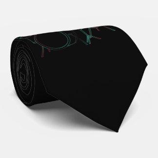 Trommel-Krawatte Personalisierte Krawatte
