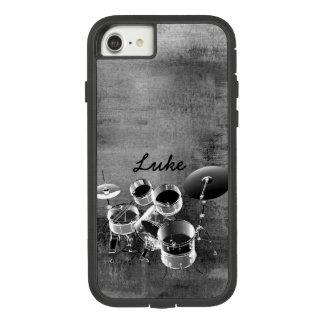 Trommel-Set/personalisiertes Geschenk für Case-Mate Tough Extreme iPhone 8/7 Hülle
