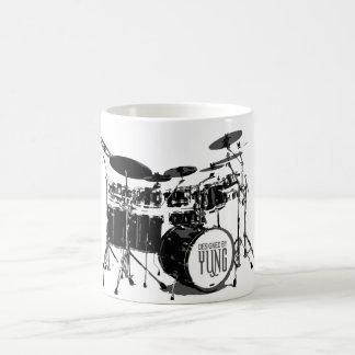 Trommel-Set Tasse