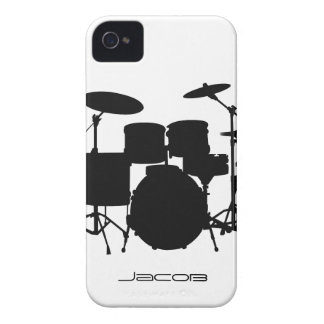 Trommeln iPhone 4 Cover