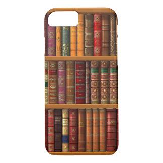 """Trompe - L ' oeil """"französische Bibliothek """" iPhone 8/7 Hülle"""