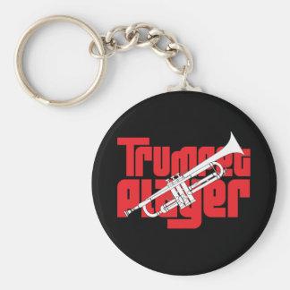 Trompeter Schlüsselanhänger