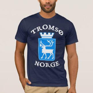 Tromsø, Norwegen (Norge) T-Shirt