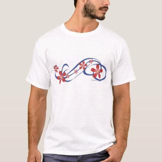 Tropisch Juli 4. T-Shirt