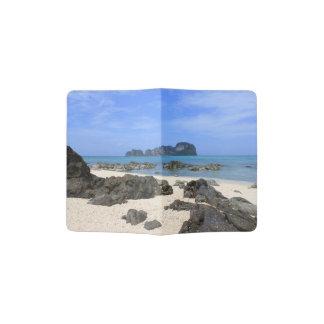 Tropische Insel Passhülle