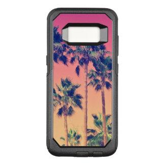 Tropische Palmen Girly OtterBox Commuter Samsung Galaxy S8 Hülle
