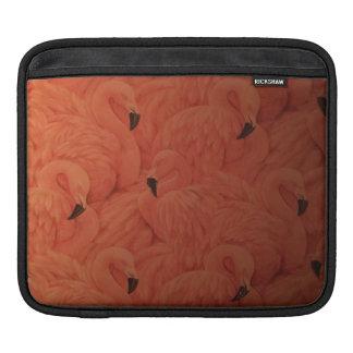 Tropische rosa Flamingos iPad Hülse iPad Sleeve