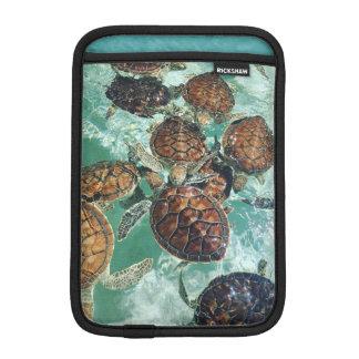 Tropische Schildkröten (Fotografie Kimberlys Sleeve Für iPad Mini