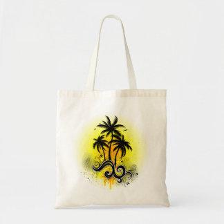 Tropische Tasche der Insel-3