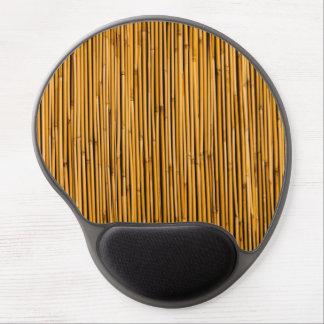 Tropischer Bambushintergrund-tropischer Gel Mousepad