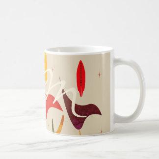 Tropischer BlumenCalla Lilly addieren Tasse