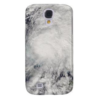 Tropisches Sturm-Weihnachten über den Bahamas Galaxy S4 Hülle