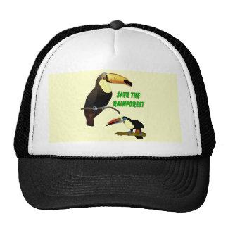 Tropisches Toucan Kult Kappen