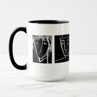 Trostloser Partner Tasse