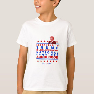 Trumpf AudioBook T-Shirt