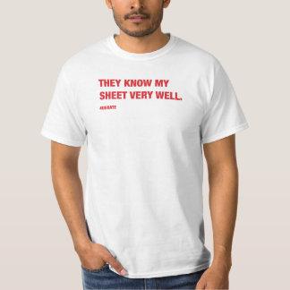 Trumpf-Debatten-Zitat 7 T-Shirt